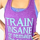 To Give: Train Insane Tank