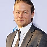 Handsome as ever, Charlie made a dapper arrival at the Sons of Anarchy season six premiere in LA in September 2013.