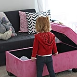 Hide Toys in Every room