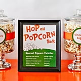 "Monday: Gourmet ""Hop on Popcorn"" Bar"