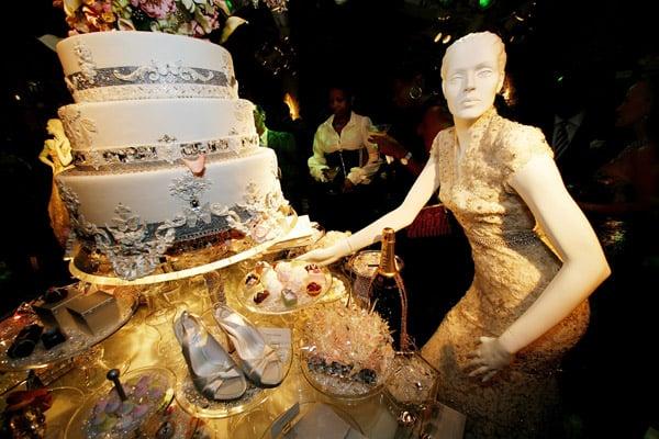 Swarovski's Crystallized Wedding Experience