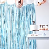 Curtain Backdrop Party Decoration