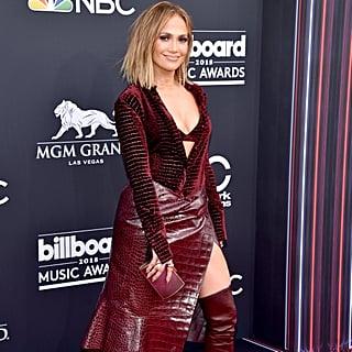 Jennifer Lopez at the Billboard Movie Awards 2018