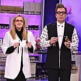 When They Channelled Their Inner Perfume Salespeople on The Tonight Show in 2014