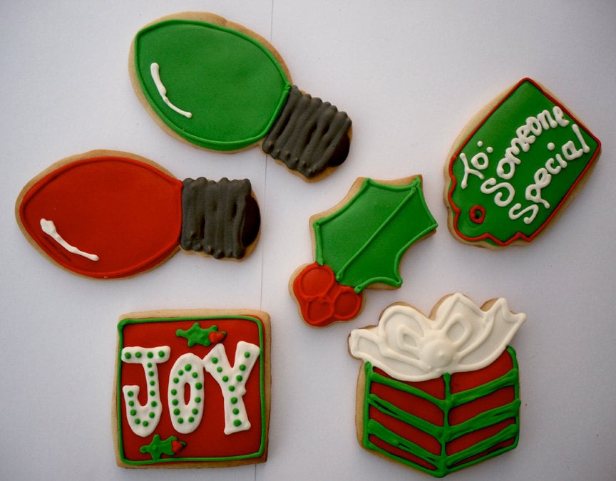Christmas Cookies For Someone Special Cute Christmas Cookies For