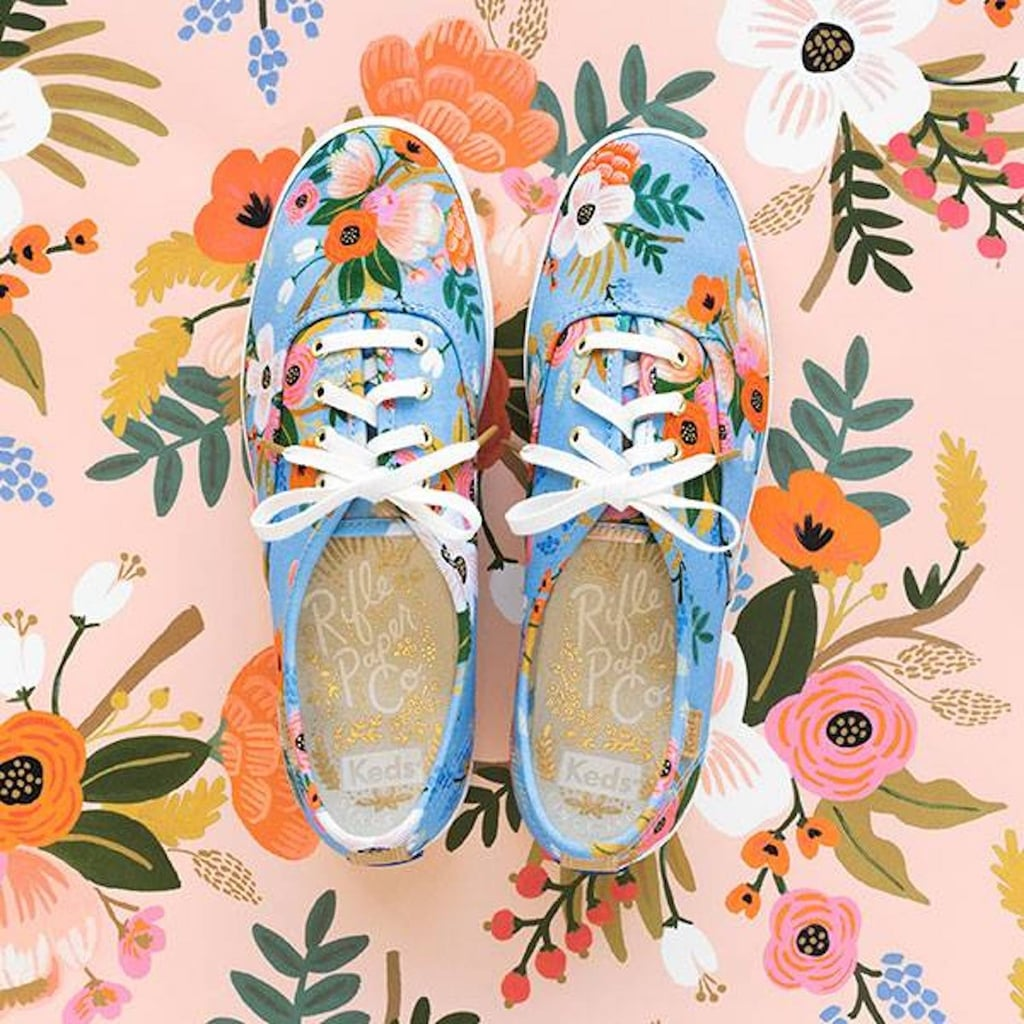 Keds Rifle Paper Co. Sneakers 2018