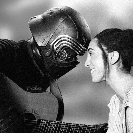 A Star Wars Is Born Parody Video