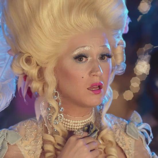 "Katy Perry's ""Hey Hey Hey"" Music Video"