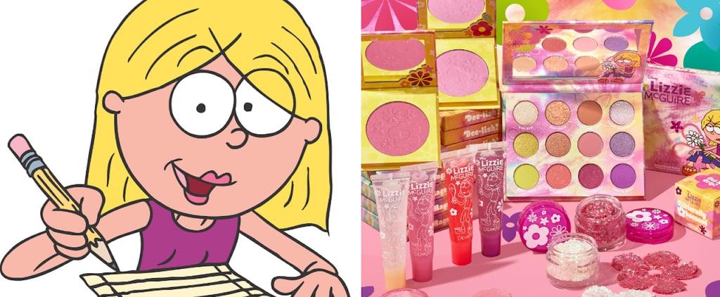 ColourPop Is Releasing a Lizzie McGuire Makeup Collection