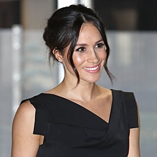 Meghan Markle's Official Page on Royal Website