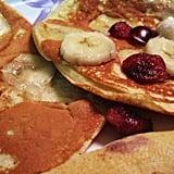 Brown Rice Protein Pancakes