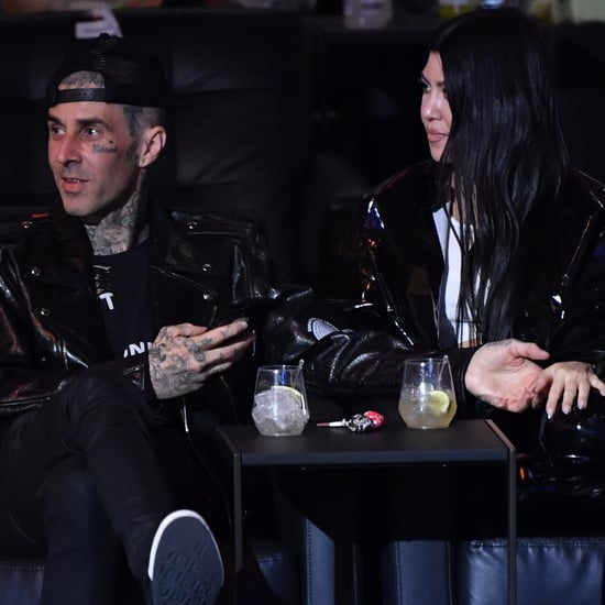 Travis Barker's Mother's Day Gift For Kourtney Kardashian
