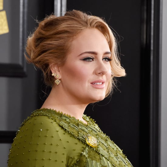 How to Do Adele's Cat-Eye Makeup
