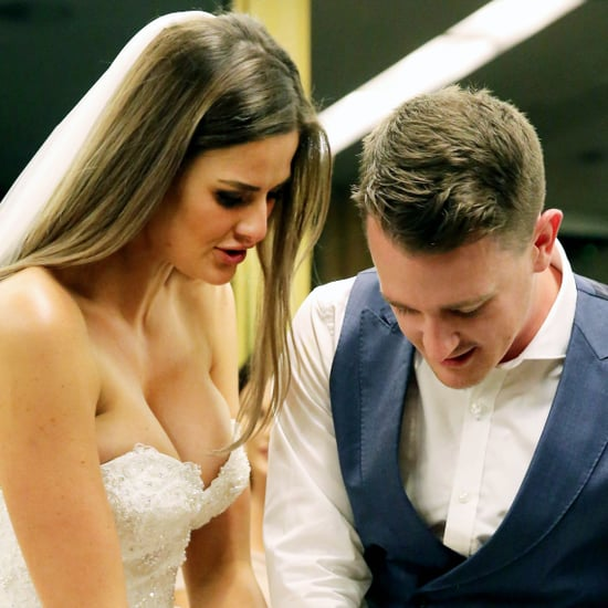Cheryl and Jonathan Wedding Pictures Married at First Sight