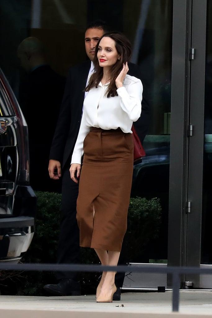 Midi Skirts Are Elegant and Tasteful