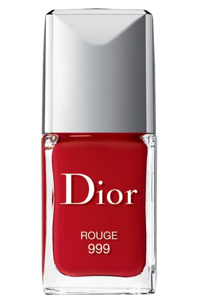 Dior Vernis Gel Shine & Long Wear Nail Lacquer in Rouge