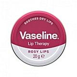 Vaseline Lip Balm Tin Rosy Lips ($4.99)