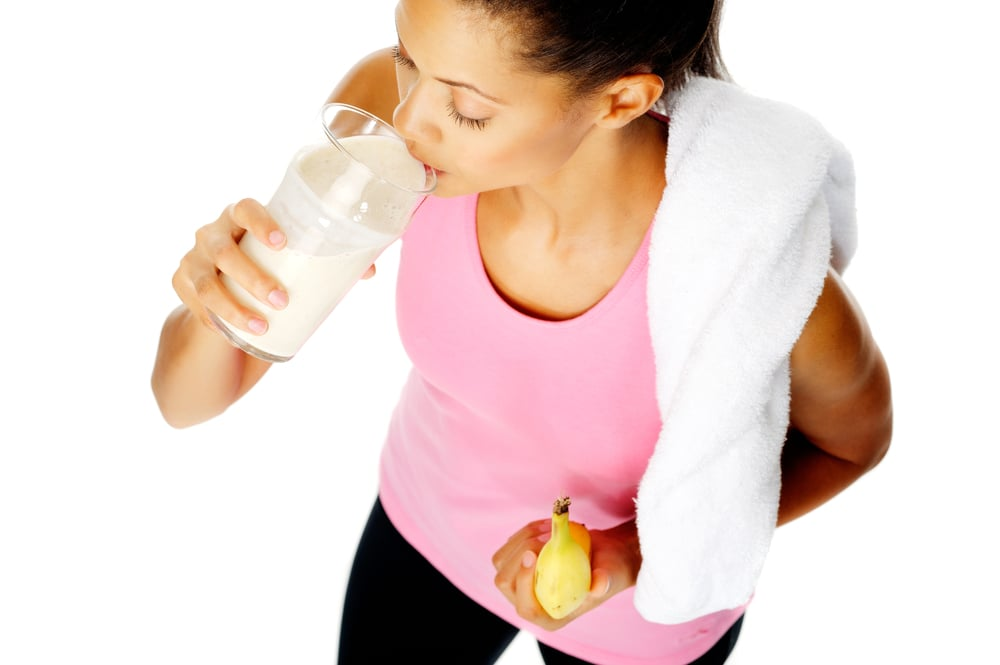 Benefits Of Drinking A Protein Shake After The Gym