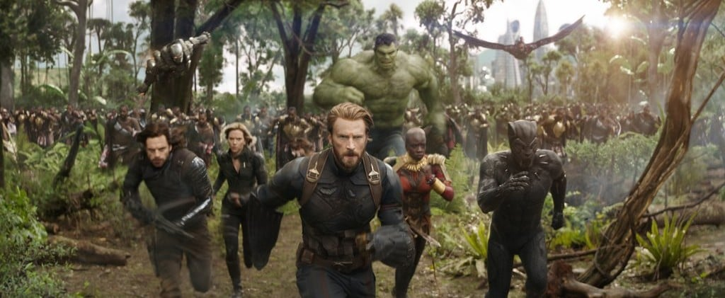 You'll Now Be Able to See Avengers: Infinity War 1 Week Earlier