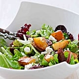 Maple Pear and Goat Cheese Salad