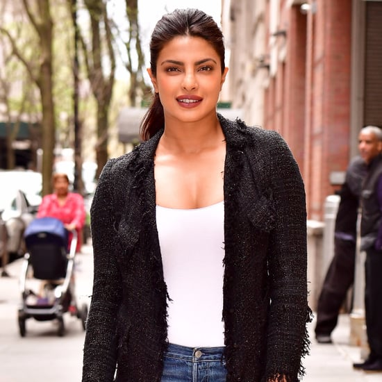 Priyanka Chopra Live with Kelly Outfit April 2017