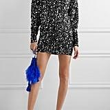 Rotate Birger Christensen Masha Embellished Mini Dress