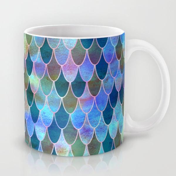Mermaid Mug ($10, originally $15)