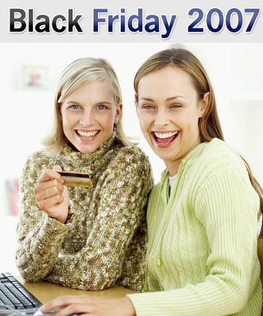 Website of the Day: Black Friday 2007