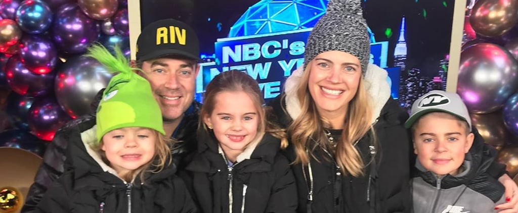 How Many Kids Does Carson Daly Have?