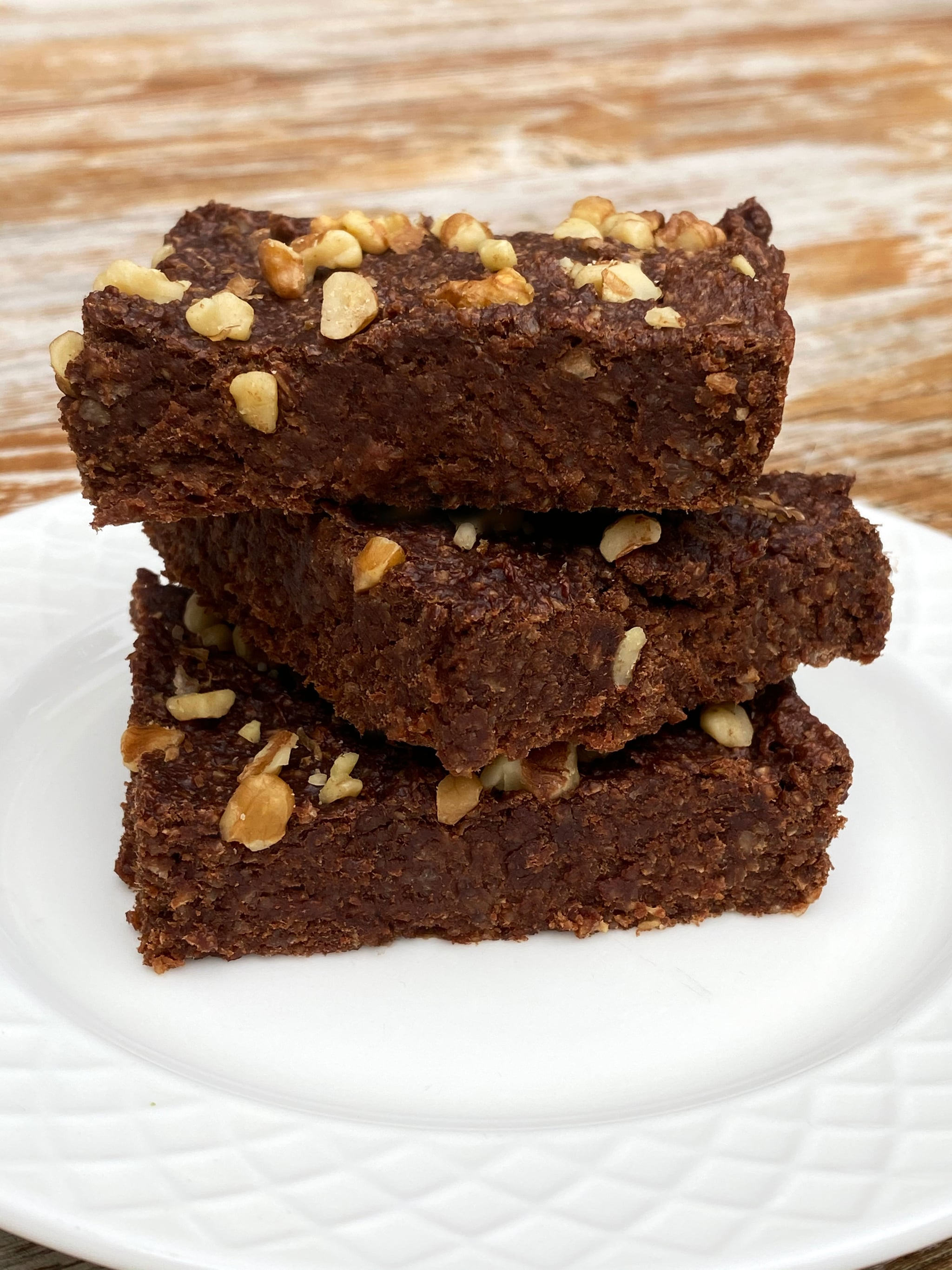 Sugar Free Brownie Recipe Popsugar Fitness Uk