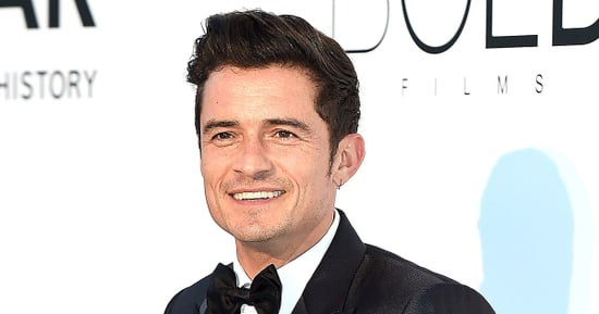 Orlando Bloom Is Blonde Now, Just Like His Lord of the Rings Character
