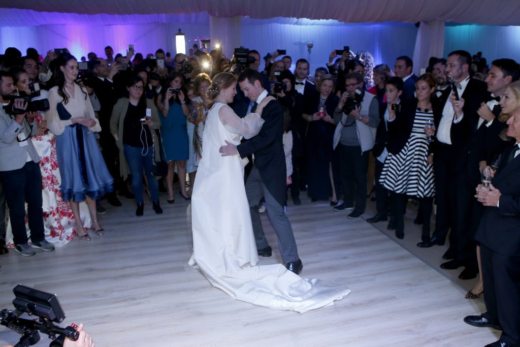 Prince Philip and Danica's First Dance