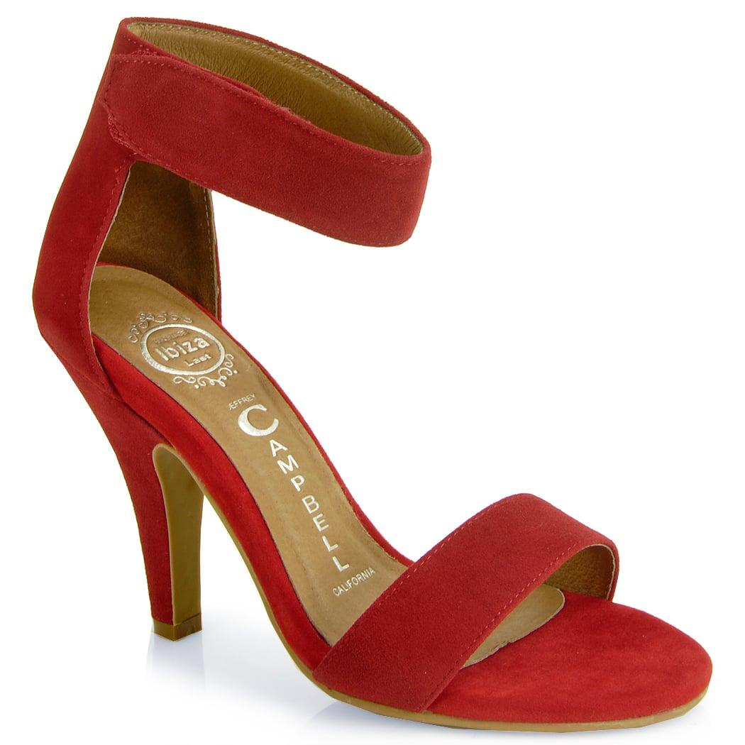 Jeffrey Campbell Hough Ankle Strap Sandal