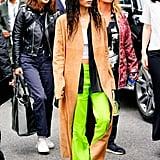 Zoë Kravitz's Outfit