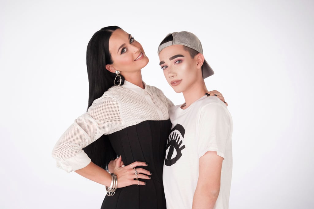 James Charles Covergirl Popsugar Beauty