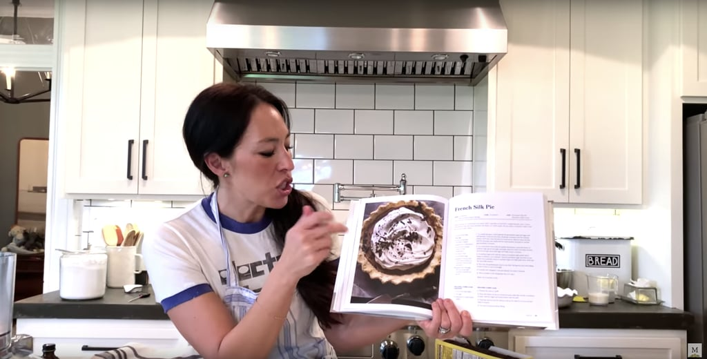Joanna Gaines's YouTube Cooking Show Episodes