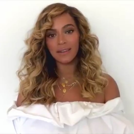 Beyonce Hand in Hand Telethon Video Message
