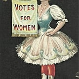Spread the word: votes for women!