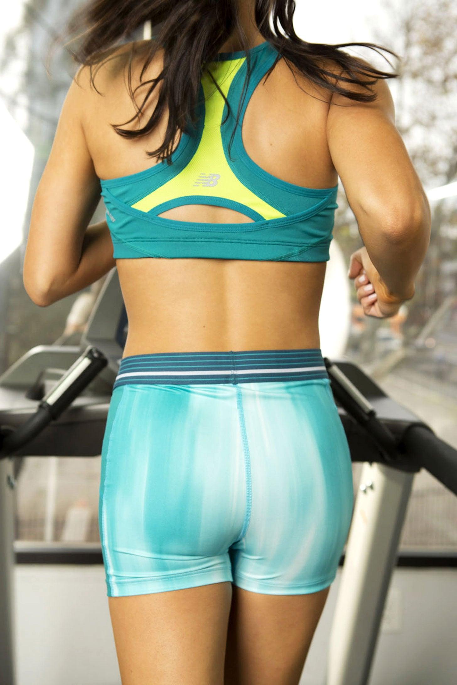 Treadmill Speed Workout | POPSUGAR Fitness