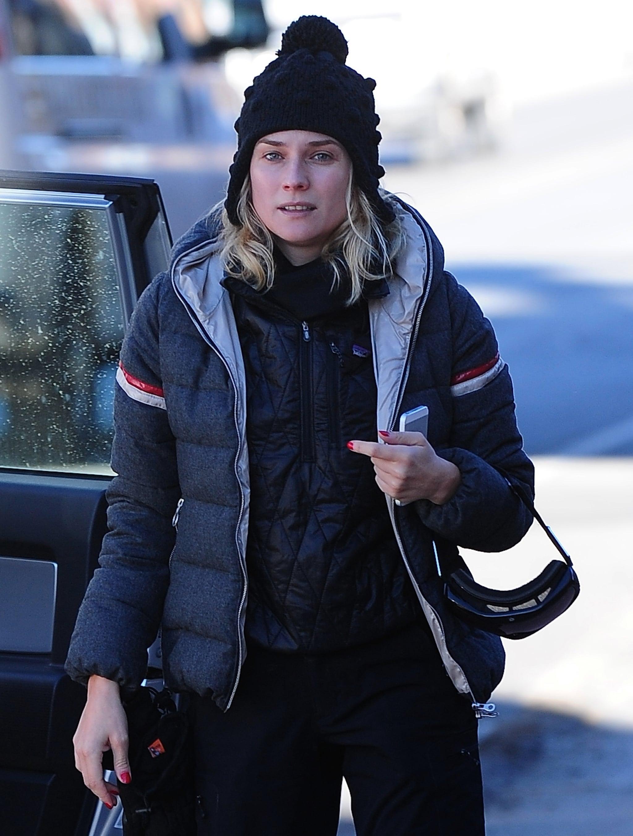 Diane Kruger at Sundance