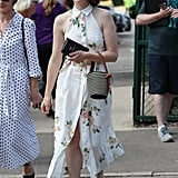 Claire Foy at Wimbledon