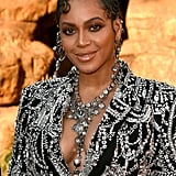 Beyoncé and Blue Ivy at Lion King Premiere LA 2019 Pictures