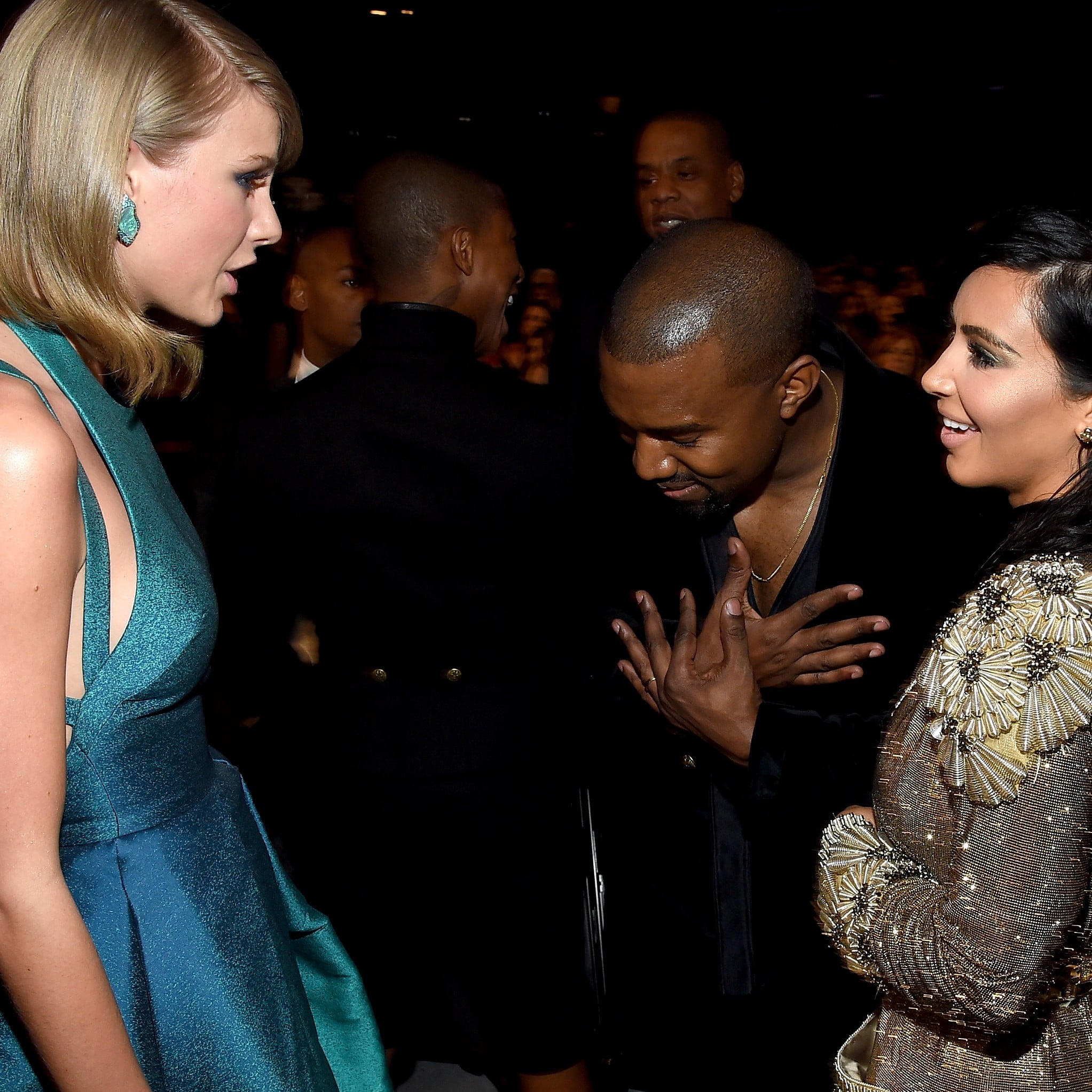 A Timeline Of The Drama Between Taylor Swift And Kanye West Popsugar Celebrity
