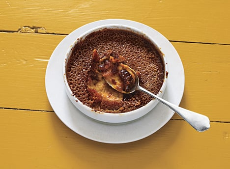 Pumpkin and Brown Sugar Creme Brulee Recipe