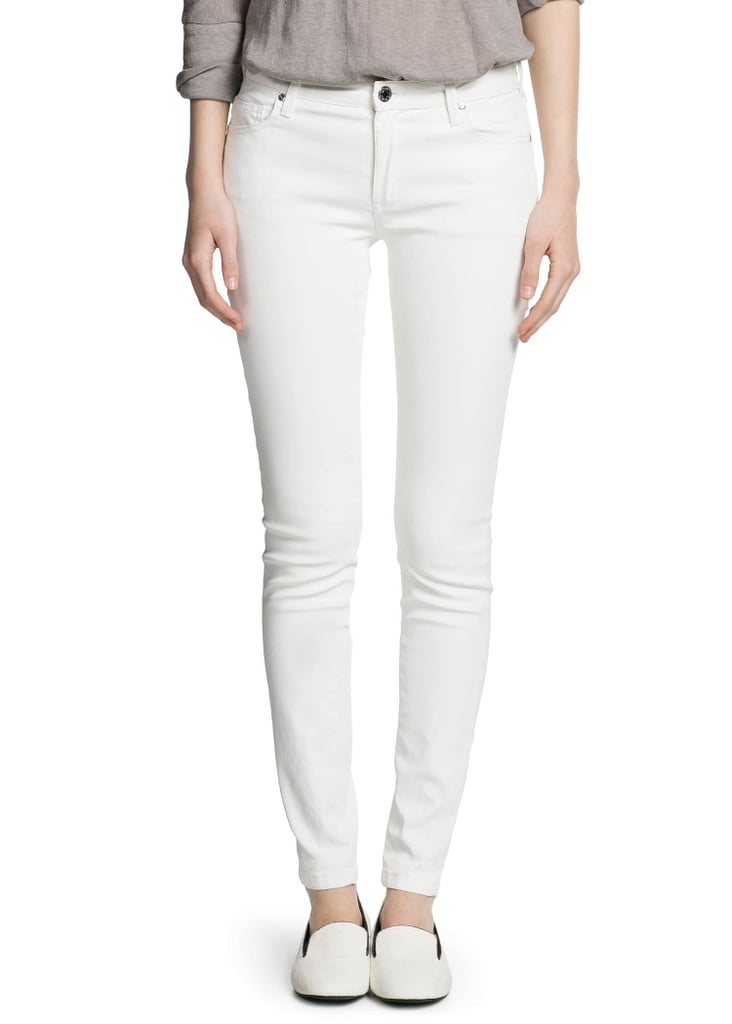 Mango Superslim-Fit Belle Jeans