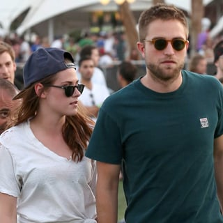 Celeb Couples, Coachella: Robert Pattison & Kristen Stewart