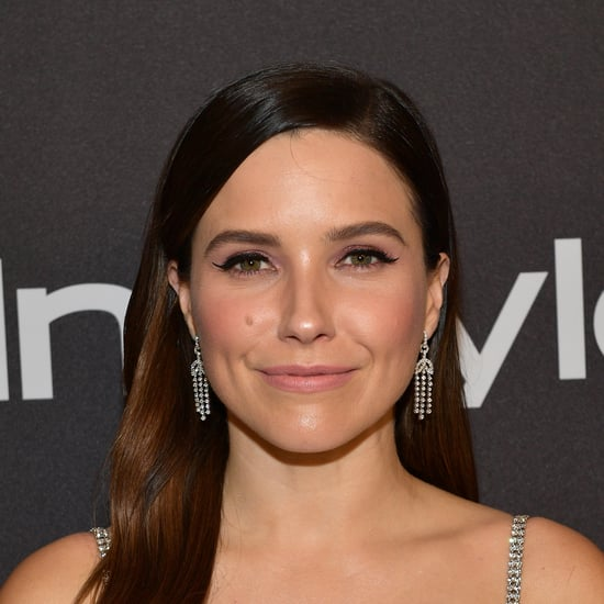 Sophia Bush's Lob Haircut August 2019
