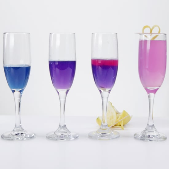 Color-Changing Cocktail