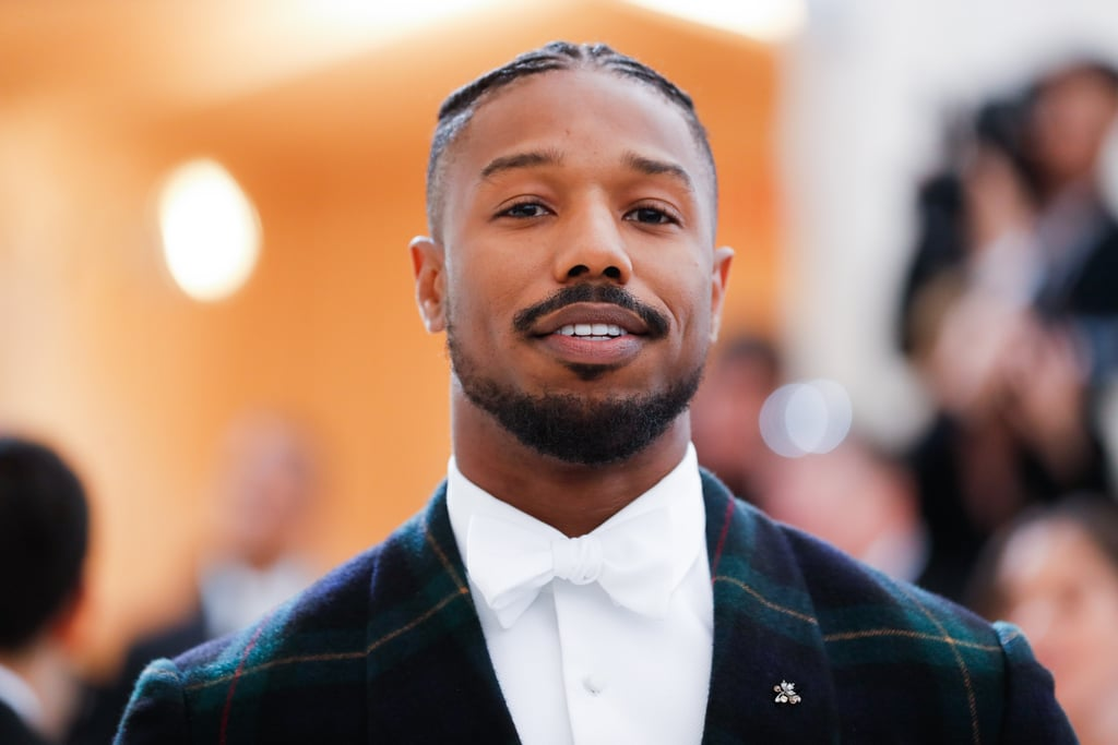 Pictured: Michael B. Jordan