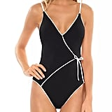 Becca by Rebecca Virtue On the Edge One Piece Swimsuit